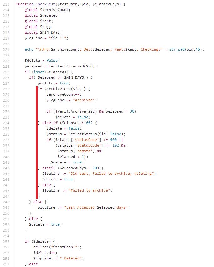 code-modification